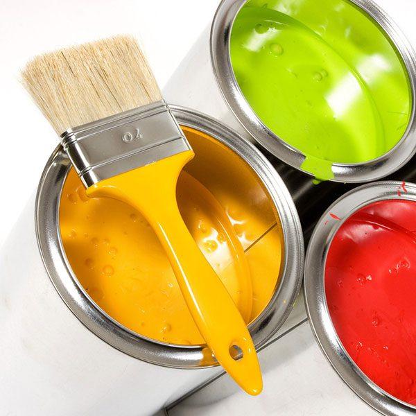 Вибір фарбувальних складів для стін