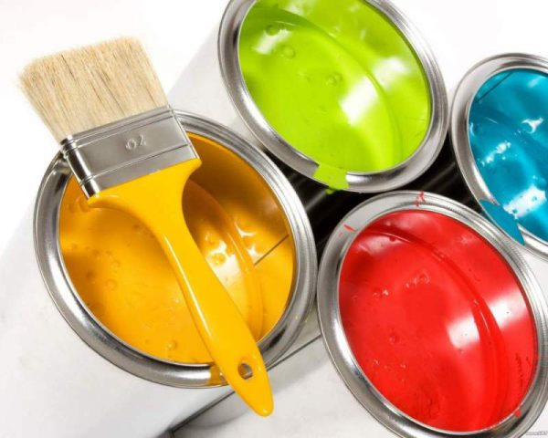 Акрилова фарба для стель та стін