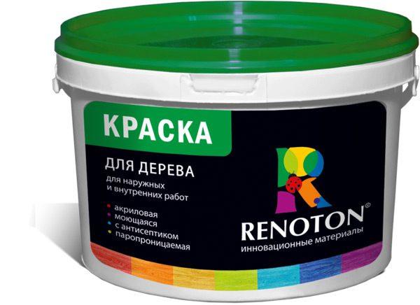 Фарба для дерева для зовнішніх і внутрішніх робіт