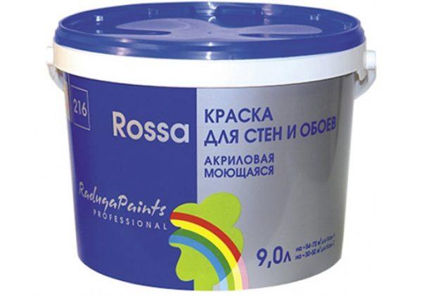 Акрилова фарба для стін