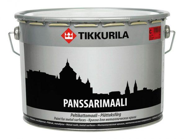 Фарба Tikkurila для оцинковки