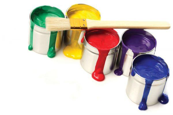 Алкідні фарби для оцинкованого металу