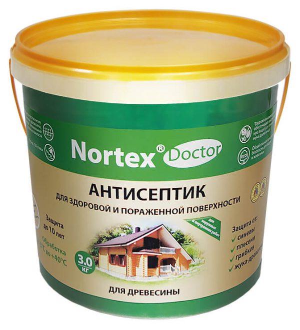 Антисептик для деревини