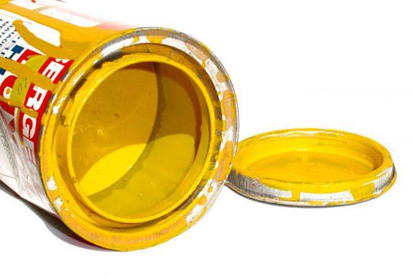 Чим розбавити олійну фарбу