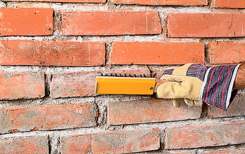 Підготовка стіни до грунтовки
