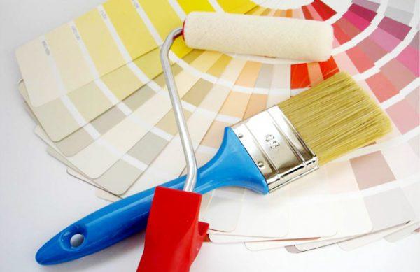 Який інструмент кращий для фарбування