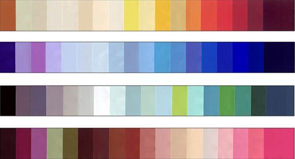 Колірна гамма