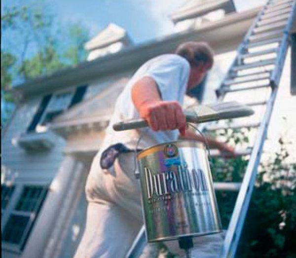Фарба для фасадних робіт