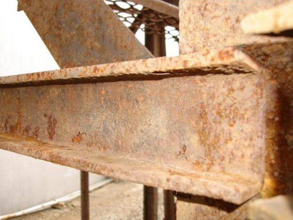 Корозія виробів з металу