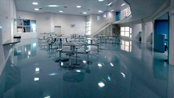 Епоксидна наливна підлога