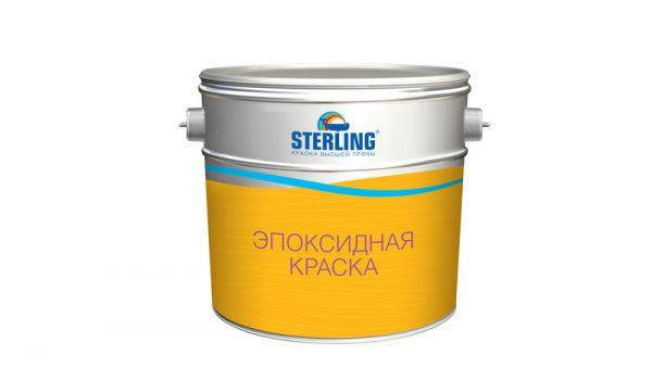 Епоксидна фарба для зовнішньої обробки