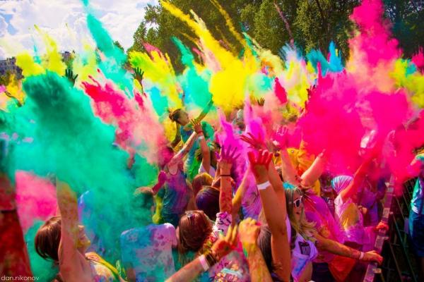 Фестиваль крейдяних фарб