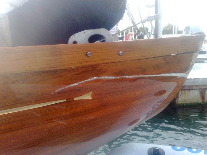 Глянцевий лак яхтний