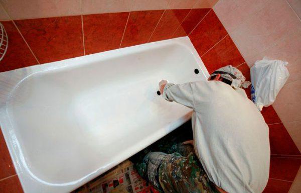 Грунтовка для ванни