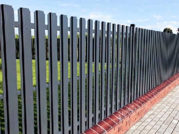 Прогрунтувати паркан