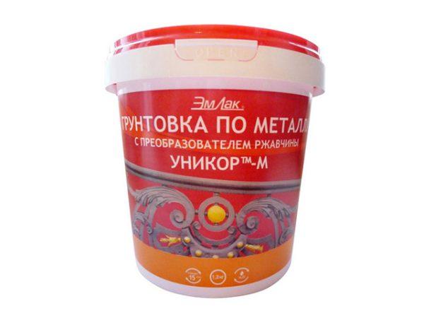 Грунтовка по металу фірми ЭмЛак