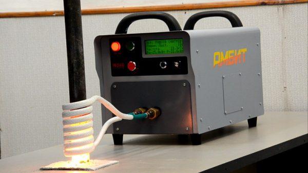 Індукційні пристрої для термообробки