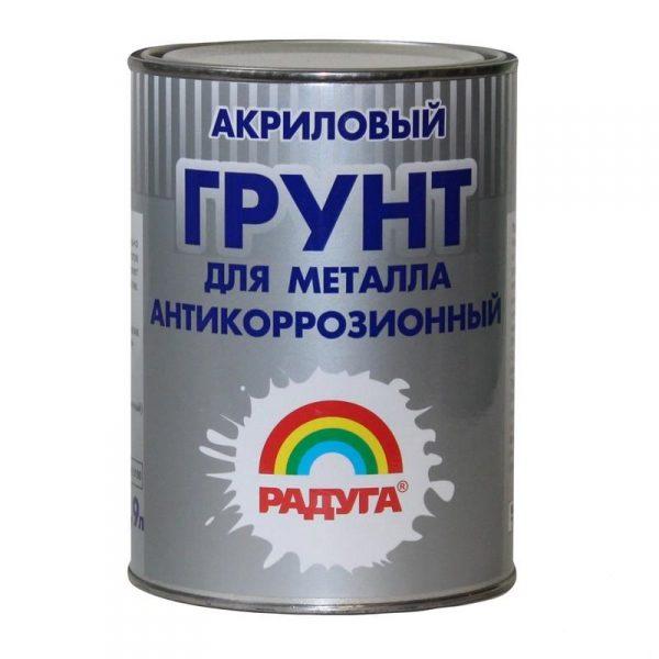 Антикорозійний грунт для металу