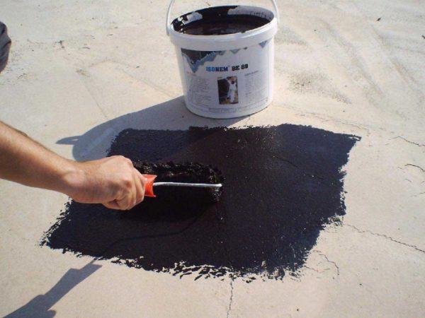 Використання бітум-ґрунту в будівництві