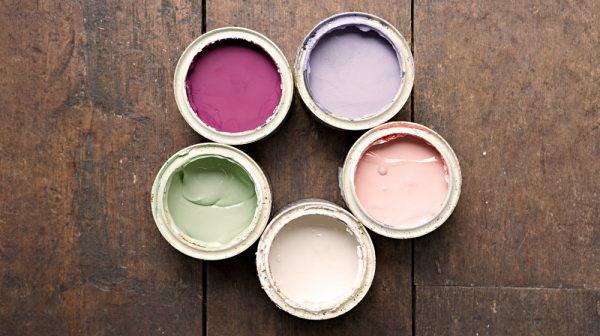 Зносостійка фарба для фарбування