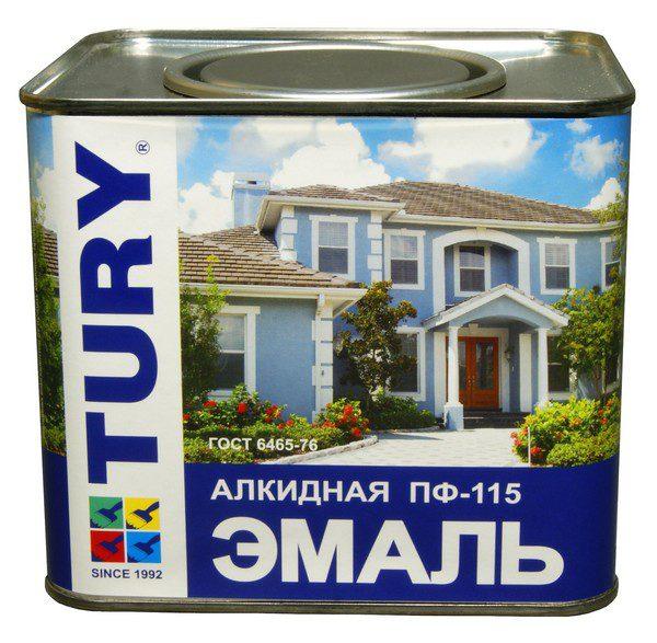 Алкідна фарба для оцинкованого металу