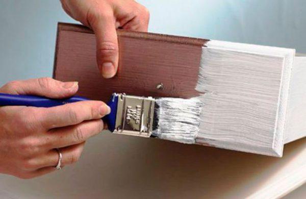 Як пофарбувати меблі