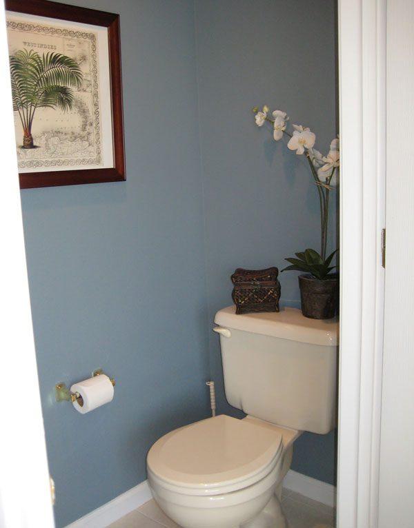 Фарбуємо туалет