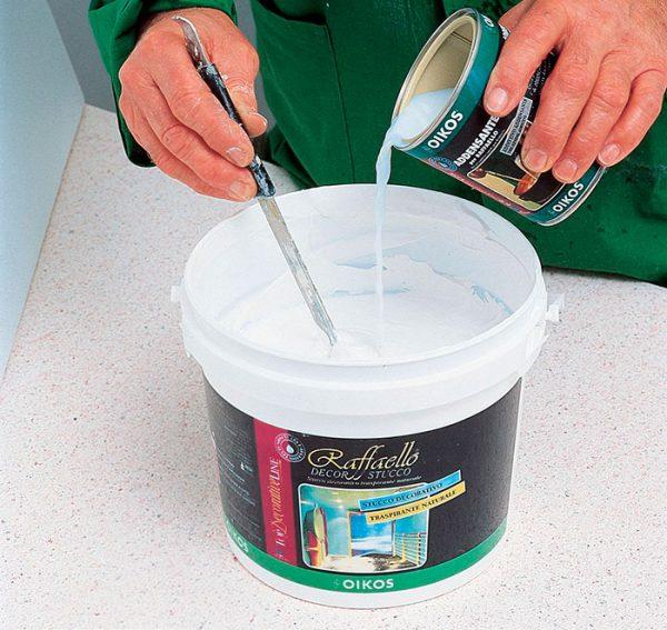 Як розвести фарбу
