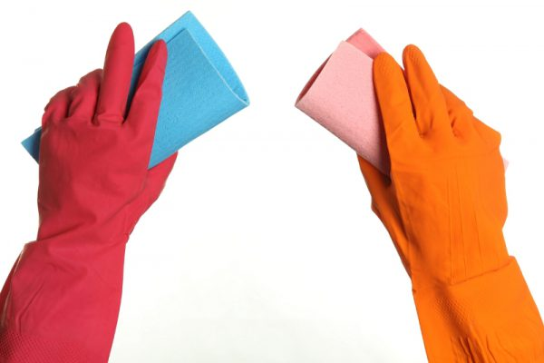 Як змити фарбу акрилову