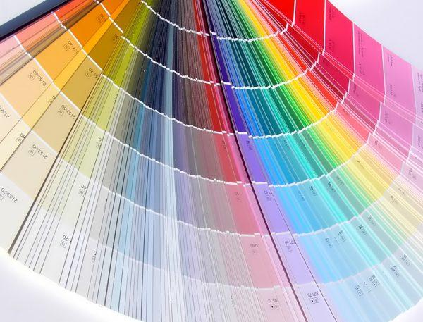 Відтінки колерантов для фарб