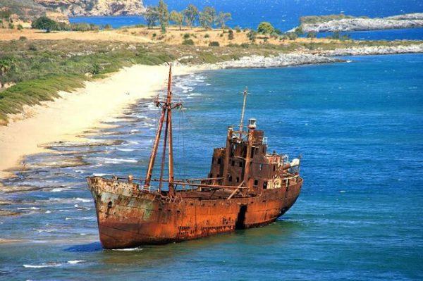 Корозія корабля