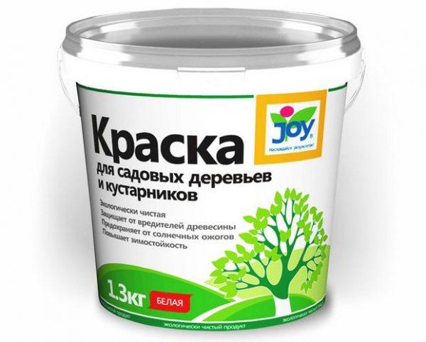 Фарба захисна для садових дерев