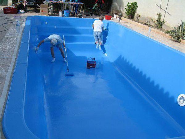 Фарба для басейну