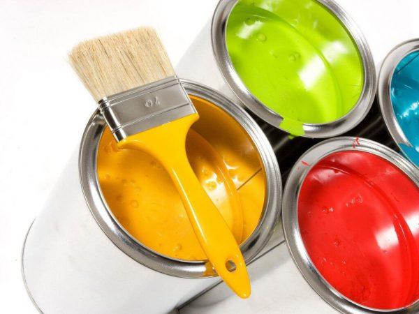 Вибір фарби для батареї опалення