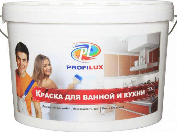 """Фарба """"Профилюкс"""" для ванной и кухни"""