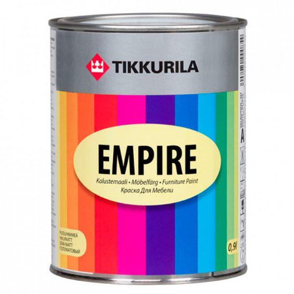 Фарба для меблів Tikkurila