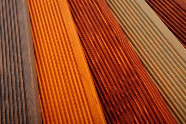 Відтінки фарб для терасної дошки