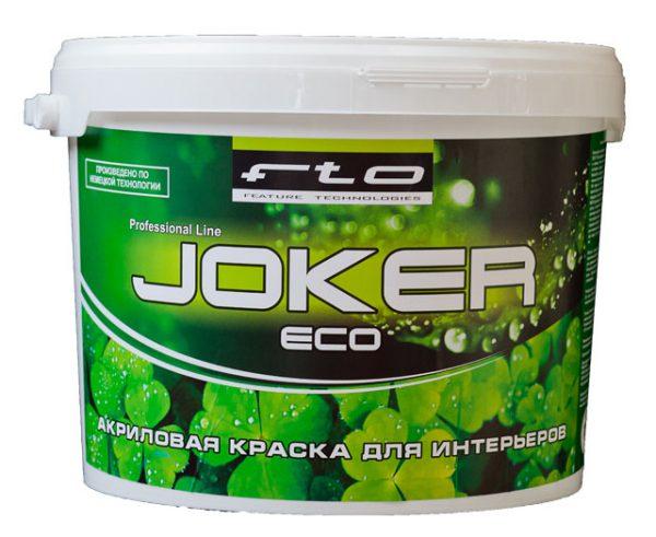 Латексна емаль «Еко-Джокер»