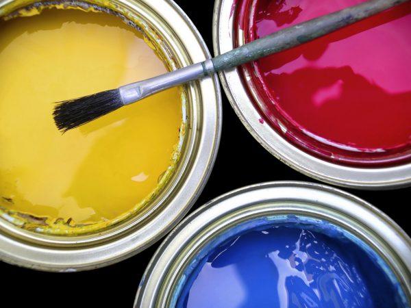 Витрата при використанні акрилової фактурної фарби