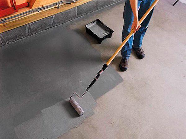Фарба по бетону