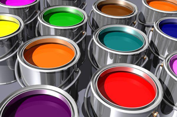 Акрилові водно-дисперсійні фарби