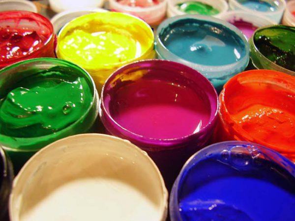 Фарби на водній основі