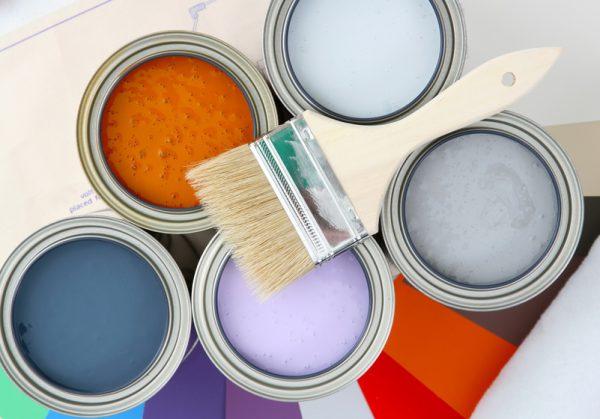 Полівінілацетатні фарби без запаху