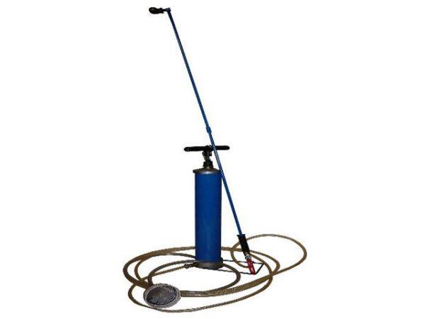 Ручний фарбопульт для водоемульсійною фарби