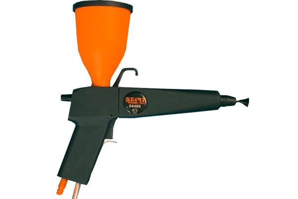 Пістолет для нанесення порошкової фарби