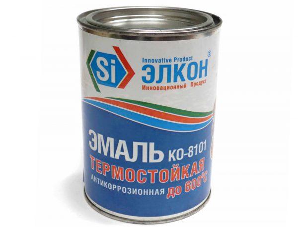 Кремнійорганічна емаль КО-8101
