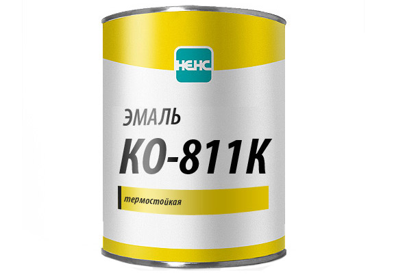 Кремнійорганічна емаль КО-811