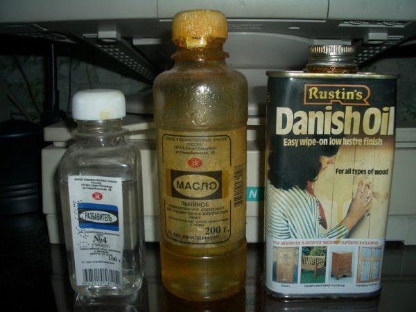 Лак на основі олії