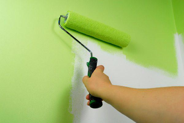 Латексна фарба для стін