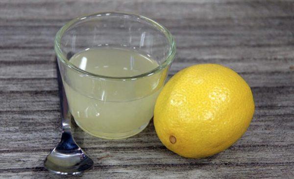 Використання лимонного соку